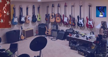 How to Decorate a Music Room - Best Music Room Decorating Ideas